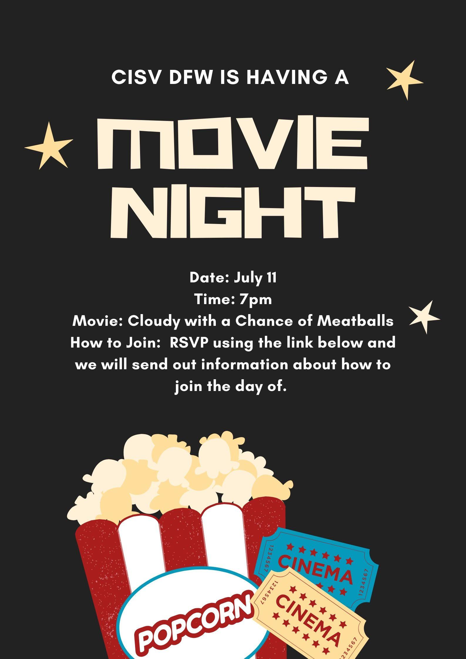 Virtual Movie Night 3